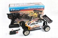1/10 Electric RC Car Brushed Electric B   y 4WD 2.4G RTR off-road vehicles  7