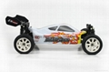 1/10 Electric RC Car Brushless Electric B   y 4WD 2.4G RTR off-road vehicles  3