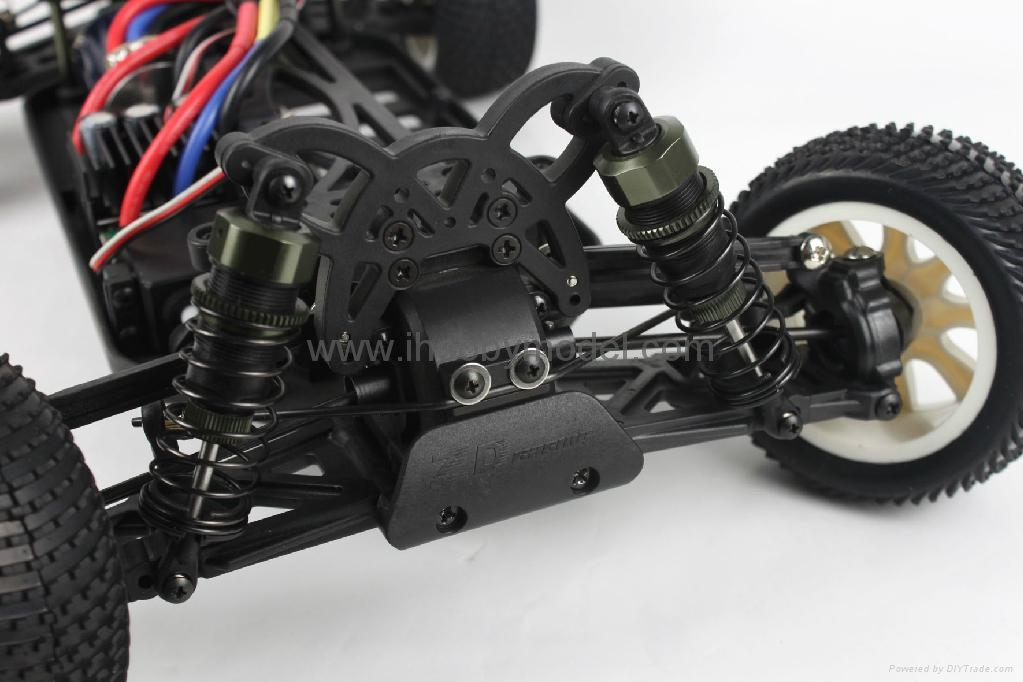 1/10 Electric RC Car Brushless Electric B   y 4WD 2.4G RTR off-road vehicles  9
