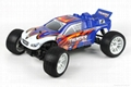 1/10 Electric RC Car Brushed Electric Tr   y 4WD 2.4G RTR off-road vehicles  4