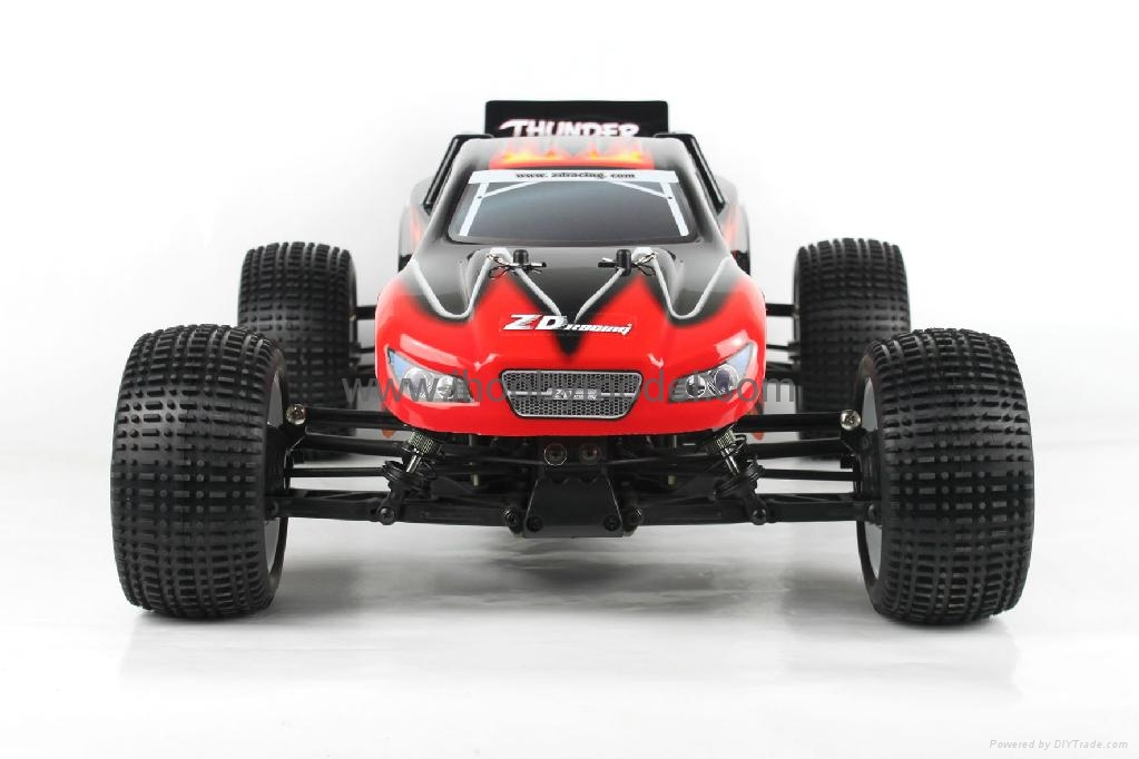 1/10 Electric RC Car Brushed Electric Tr   y 4WD 2.4G RTR off-road vehicles  1