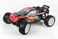 1/10 Electric RC Car Brushed Electric Tr   y 4WD 2.4G RTR off-road vehicles  3