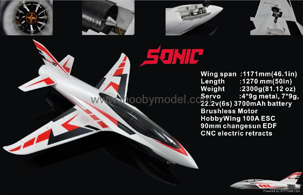 rc jet plane price with Sonic 90mm Edf Jet 1200mm Wingspan Epo Rc Plane Model High Speed Airplane on AERO1307 also China 2012 Hobby News Epo RC Airplane further Buy 4835 RC Airplane J3 Cub RTF 4channel moreover Sw Valentines Freebie additionally Photo.