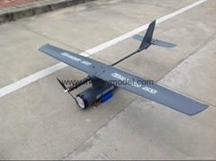 Sky observer FPV flying wing UAV EPO