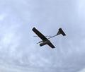 Sky observer FPV flying wing UAV EPO foam wing 2m wingspanf 6