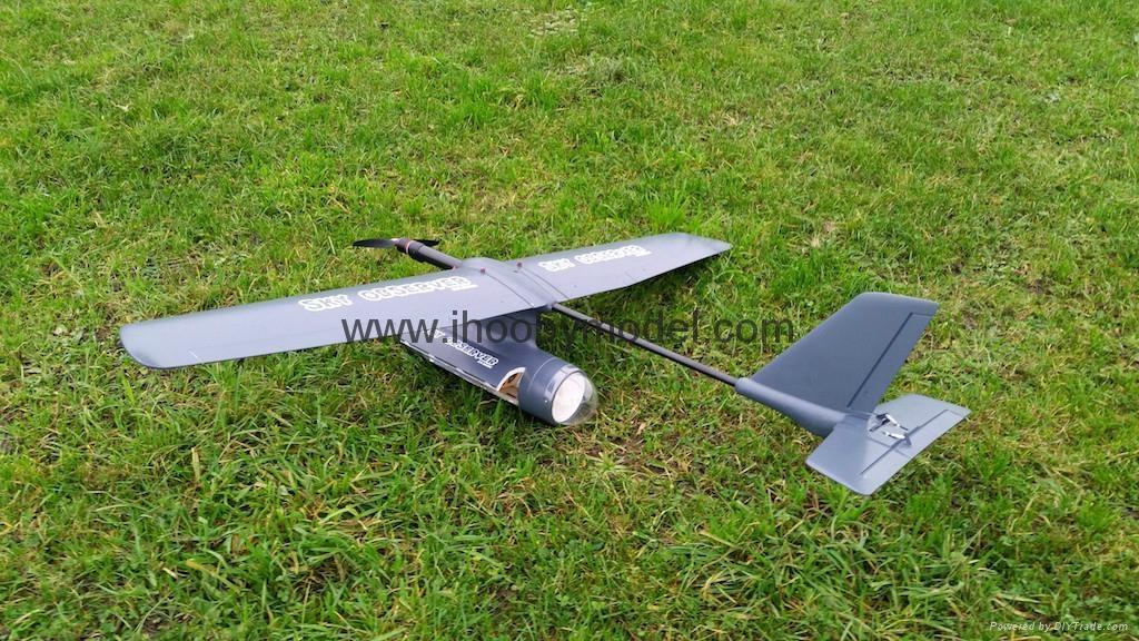 Sky observer FPV flying wing UAV EPO foam wing 2m wingspanf 7