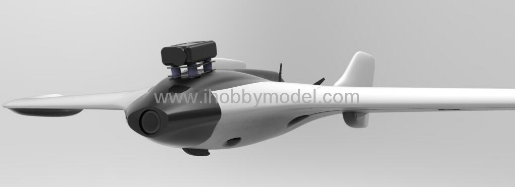 C-1 Chaser FPV flying wing 1200mm wingspan  bigger than wing wing Z-84 8