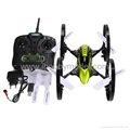 RC Quadrocopter with LED light ,2.4Ghz  RTF version,air & land mode,HD camera  6