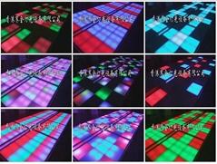 LED發光地板磚