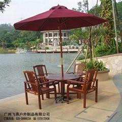 戶外庭院傢具桌椅