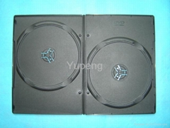 DVD Case dvd box dvd cover  7MM Double Black (YP-D806H)