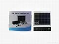 8W Solar power system,portable solar LED lantern for outdoor lighting 4
