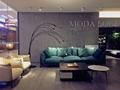Solid modern sofa 1