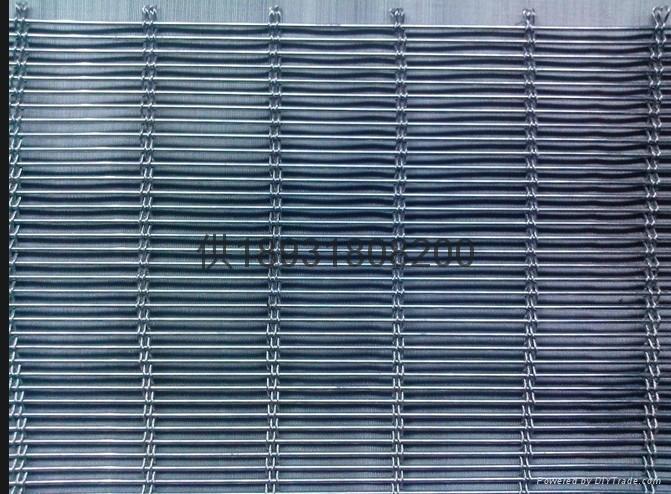 304不鏽鋼繩合股防護網 1