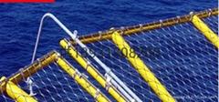 佛山316不鏽鋼絲繩扣網mesh
