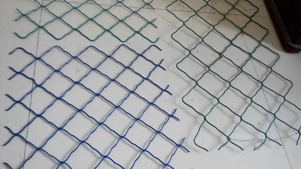 安平彩色钢丝网片 7