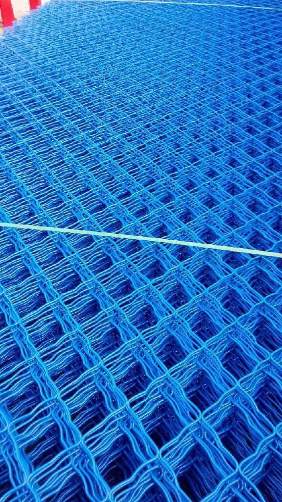 安平彩色钢丝网片 6