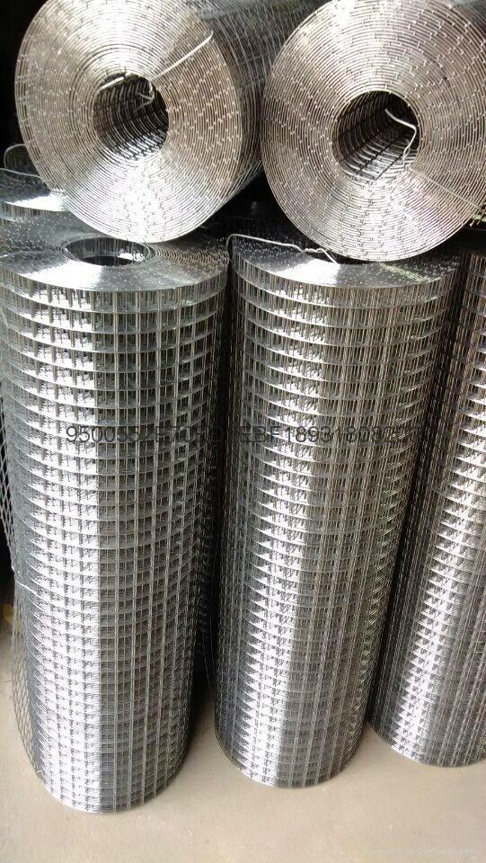 鋼絲網片鍍鋅5mm 5