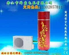 热泵热水器十大品牌