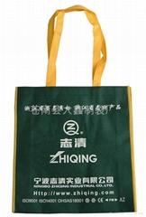 腹膜環保購物袋