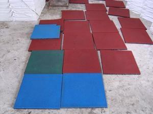 橡胶防滑地垫 1