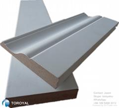 MDF 密度板基材 木线条