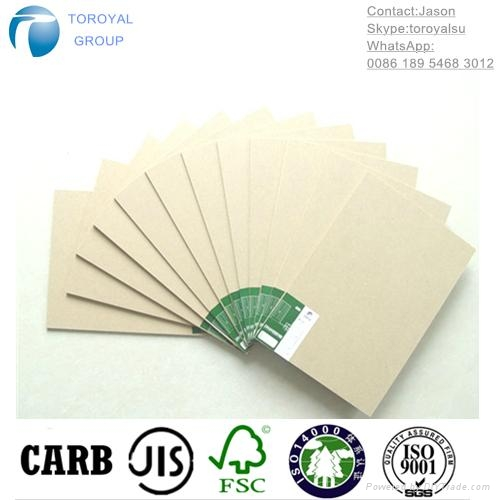 CARB 认证 密度板 1