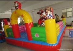 儿童大型充氣城堡