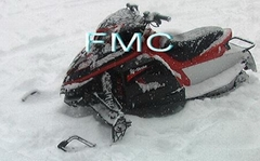 PHANTOM  KING snowmobile snowscooter  EFI engine Canadian brand  Snowmobile