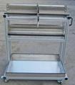 samsung SM411 SM431 SM451 SM471 feeder storage cart 2