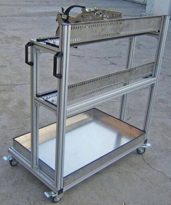 samsung SM411 SM431 SM451 SM471 feeder storage cart 3