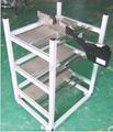 Universal feeder storage cart /