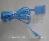 負極板連接線 1