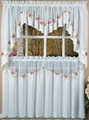 embroidery kitchen curtain 91