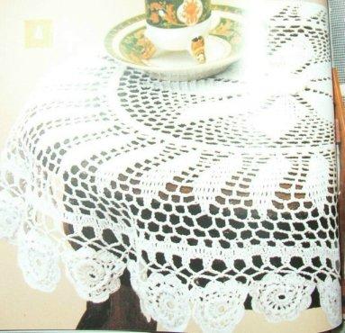 crochetlace doily