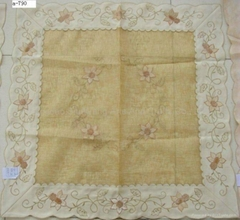 organdy tablecloth