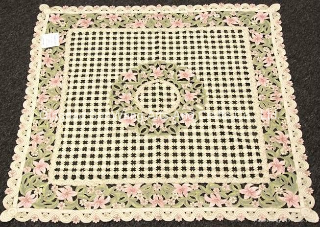 flower tablecloth