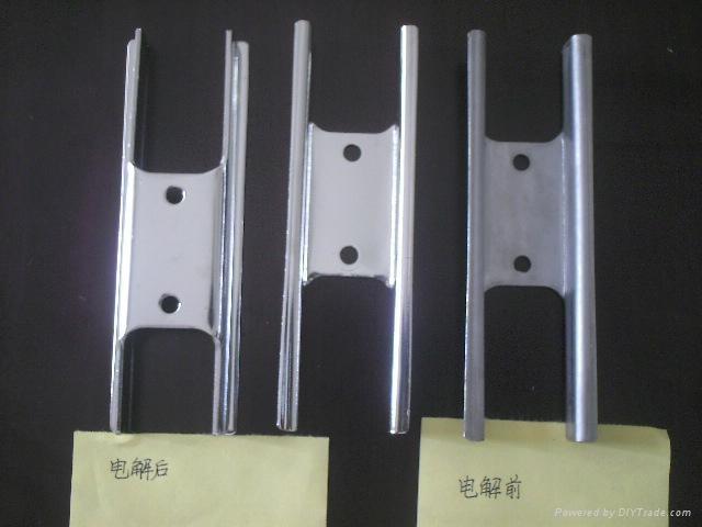 不锈钢精密零件电解抛光液 1