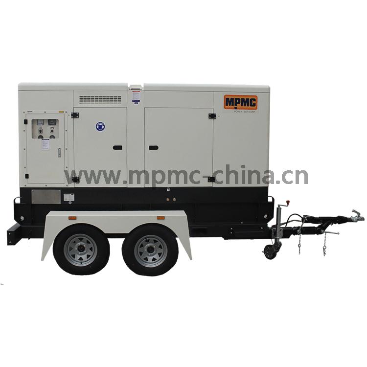 拖车式柴油发电机组 3