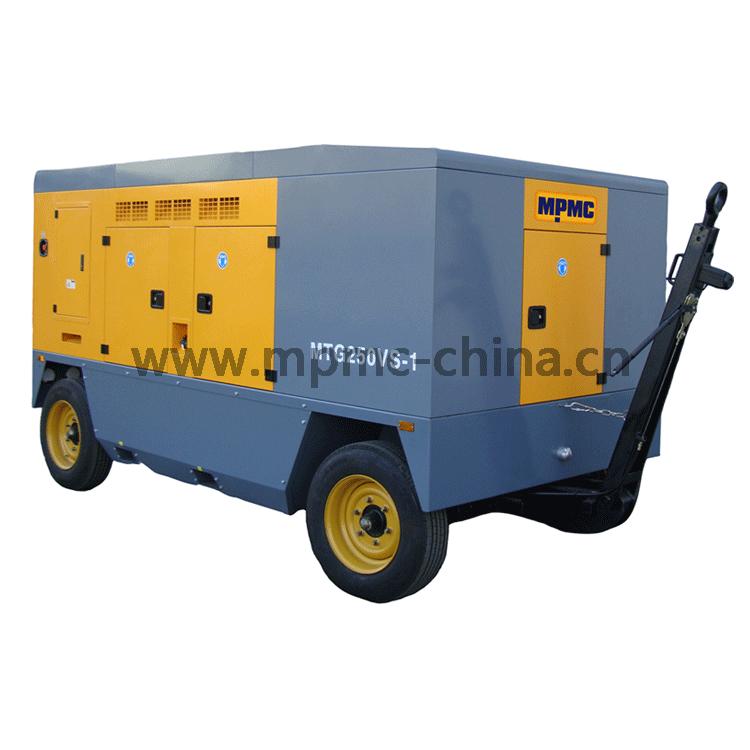拖车式柴油发电机组 4