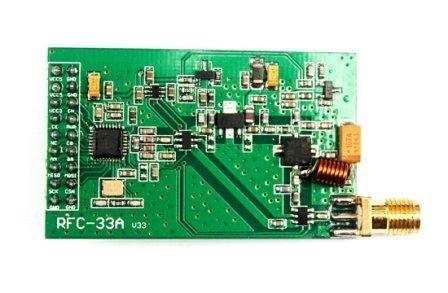 433Mhz大功率2w无线模块RFC-33A(杭州) 1