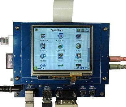 ARM开发板UK4740 1