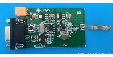 433Mhz无线模块RS-CC1101(杭州) 1