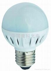 4W LED球泡灯
