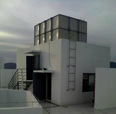 海口專業維修玻璃鋼水箱