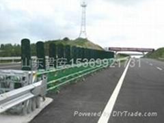 高速公路波形護欄