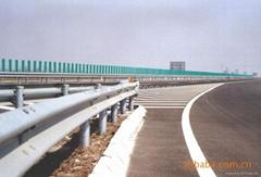 公路护栏板