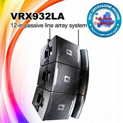 VRX932LA Passive Line Array Speaker