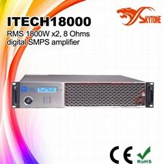 I-TECH 18000 Power Amplifier