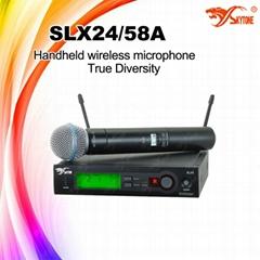 SLX24/58A Wireless Microphone